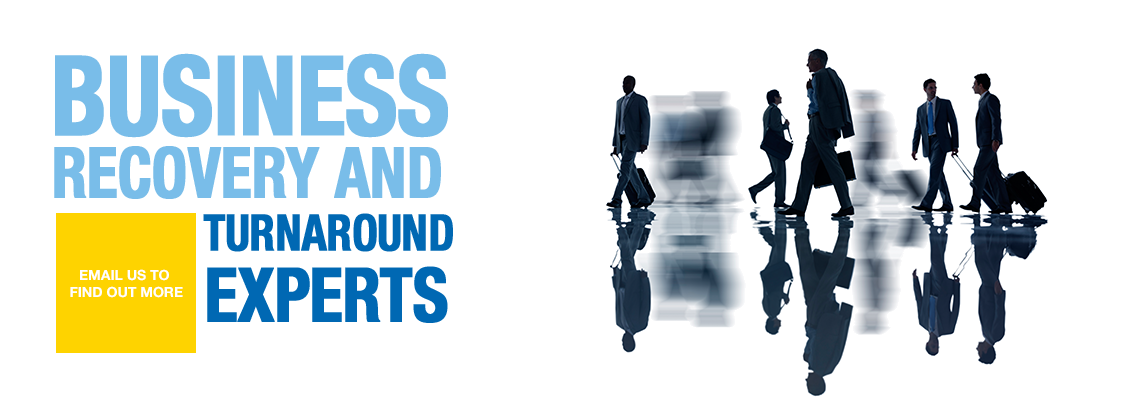Business Recovery and Turnaround Experts banner