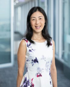 Ruby Cheung, Director, Business Advisory