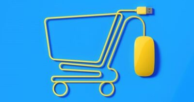 Insights_Business_yellow trolley and mouse
